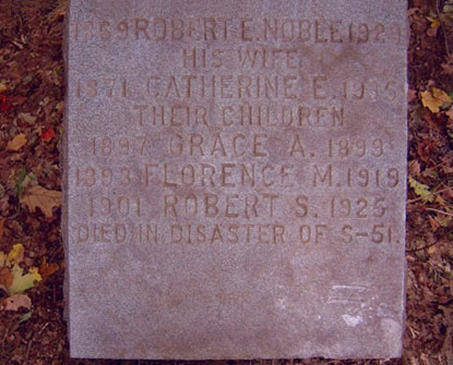 Robert Seth Noble marker