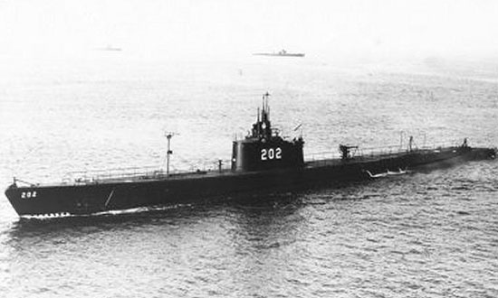USS Trout (SS-202)